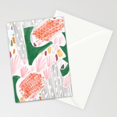 Seeing Spaces - White Stationery Cards