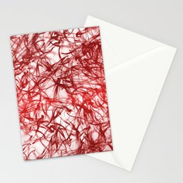 Dancers in Red Stationery Cards