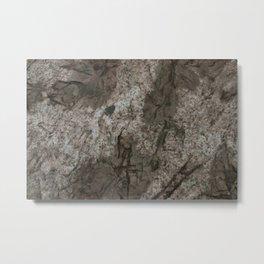 Erosion 5 Metal Print