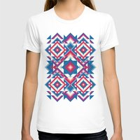kaleidoscope T-shirts featuring Kaleidoscope by Panic Junkie