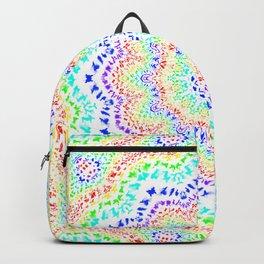 Rainbow Kaleidoscope 2 Backpack