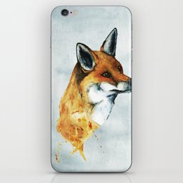 Woodland Animals Collection | Fox iPhone Skin