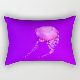 Jellyfish No.2 Rectangular Pillow
