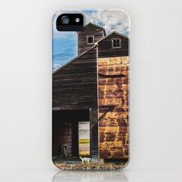 Grain Elevator 6 iPhone Case