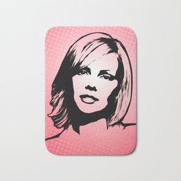 Charlize Theron - Pop Art Bath Mat