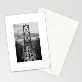Lion's Gate Bridge Stationery Cards