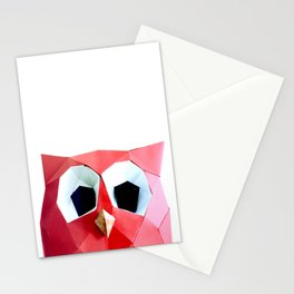 hoot hoot papier Stationery Cards
