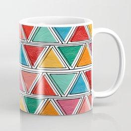 African Sunset Colors Coffee Mug