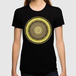 Opening on Black Background T-shirt