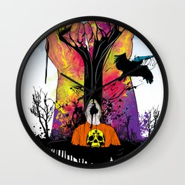Hope for Better Life Wall Clock