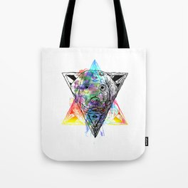 Day Watcher  Tote Bag