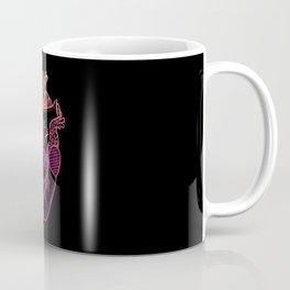Designer Heart Colors Coffee Mug