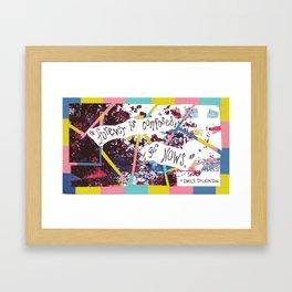 """""""Forever Nows"""" Framed Art Print"""