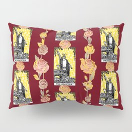 Beautiful Tarot Magician Print Pillow Sham