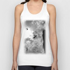 downfall Unisex Tank Top