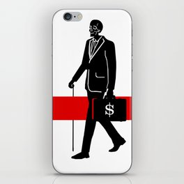 the corp iPhone Skin