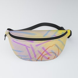 (B)lined Eyes Fanny Pack