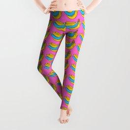 Polka Banana Leggings