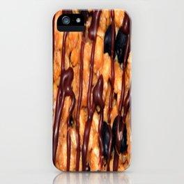GranolaChocoCruNch iPhone Case