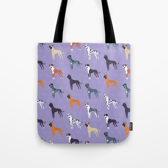 Great Danes Tote Bag