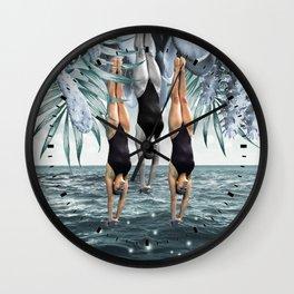Dive Into Wall Clock