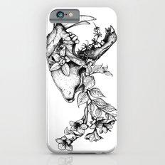 Prehistoric Bloom - The Cat Slim Case iPhone 6s