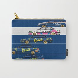 Colin McRae, The Subaru Years Carry-All Pouch