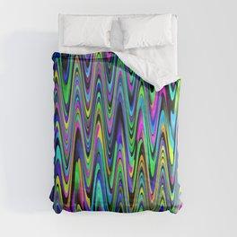 Zigzag Brights Comforters