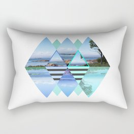 Sweden In A Different Perspective Rectangular Pillow