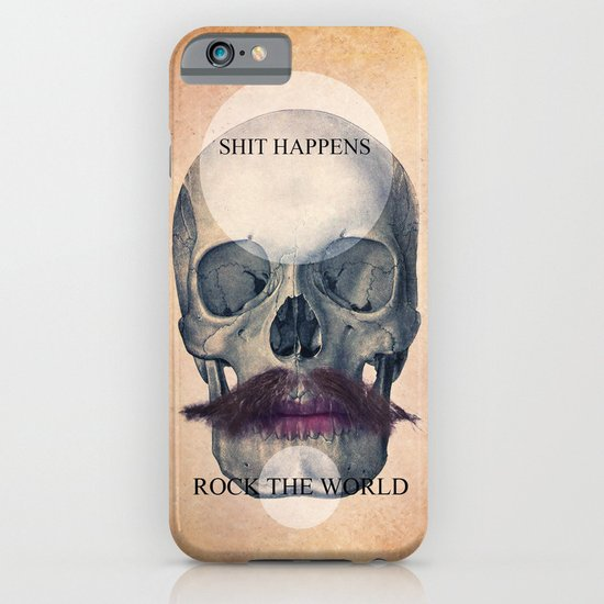 Rock the World / (Skull Collection) iPhone & iPod Case