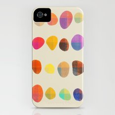 Painted Pebbles 4 iPhone (4, 4s) Slim Case