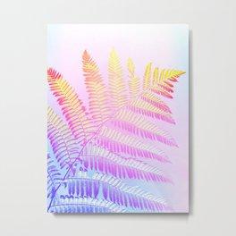 Hello Candy Fern! #foliage #homedecor #lifestyle Metal Print