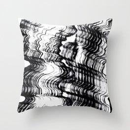 Quake Throw Pillow