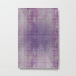 Vanishing Illusion Metal Print