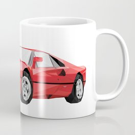 Ferrari 288 GTO Coffee Mug
