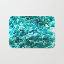 Ocean Blues Bath Mat