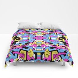 Radiator VI Comforters