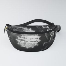 Multimedia Fanny Pack