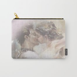 Ballet Kiss Carry-All Pouch