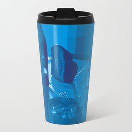 Monday Blues Travel Mug