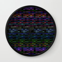 Vintage Gamer Wall Clock