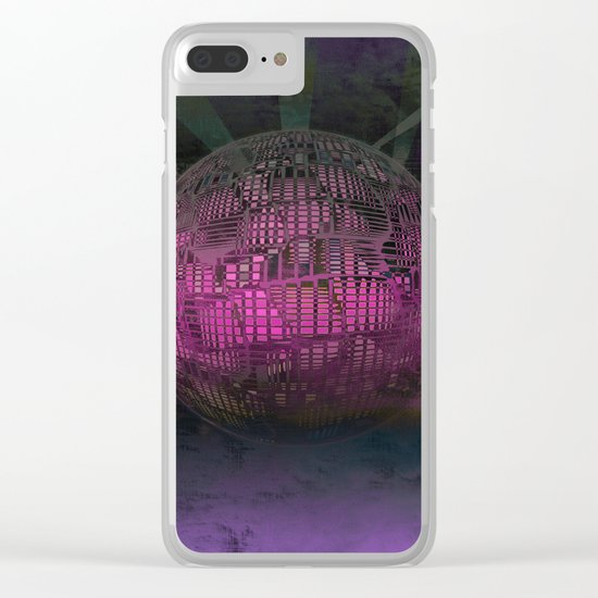 Not so far / Spatial Factor 18-12-16 Clear iPhone Case