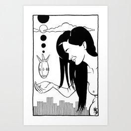#010 Art Print