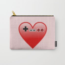Gamer lover Carry-All Pouch
