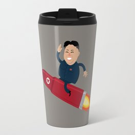 The Nuclear Rider Travel Mug