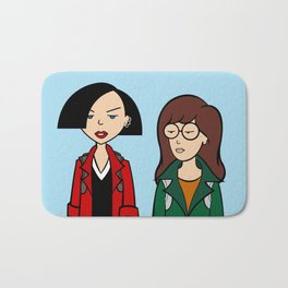 Daria & Jane Bath Mat