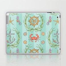 Sunken Damask Laptop & iPad Skin