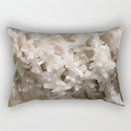 Celesite with Aragonite Rectangular Pillow
