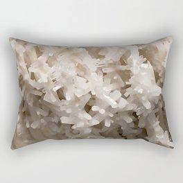 Celesite with Aragonite Rectangular Pillow
