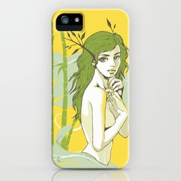 The Strong and The Beautiful iPhone Case